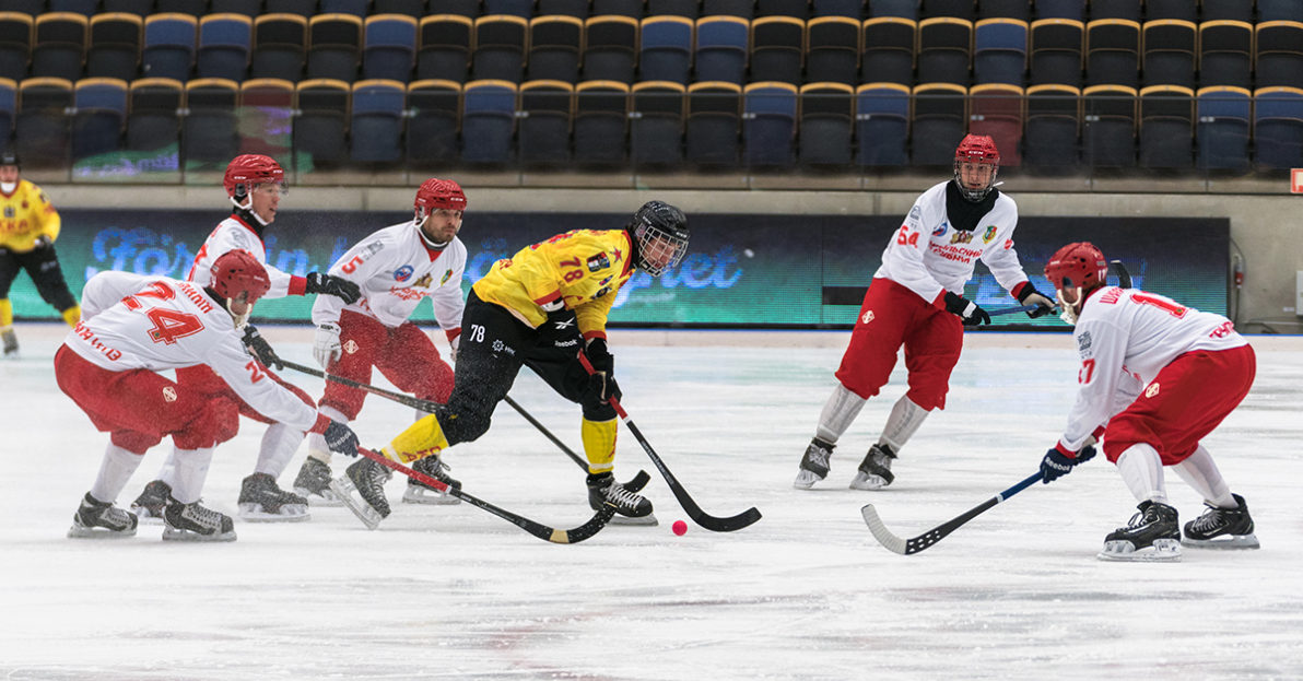 World cup bandy, world cup, bandy