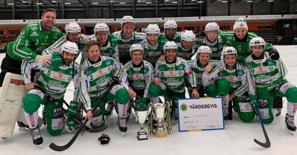 VSK Bandy, Svenska cupen