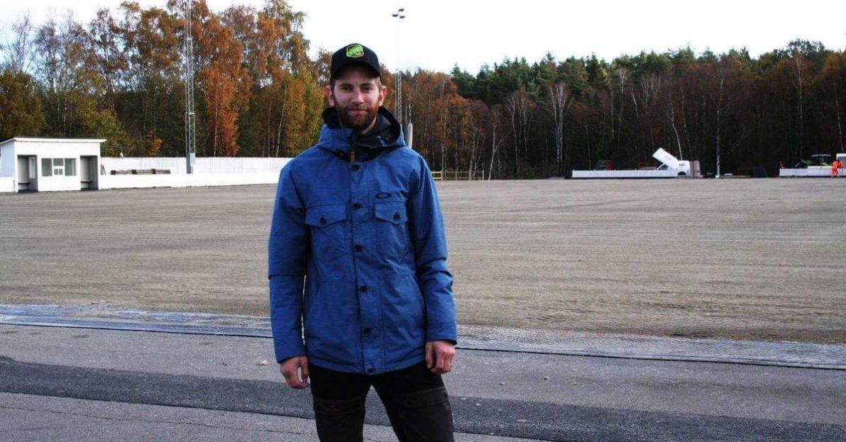 Frillesås, Joakim Björkman