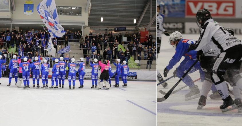 IFK Vänersborg, SAIK, Robin Öhrlund