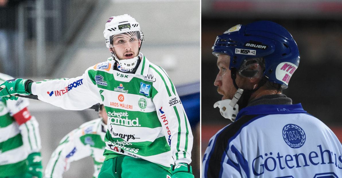 Villa, VSK, Västerås, Simon Jansson, Joakim Andersson, Johan Sixtensson