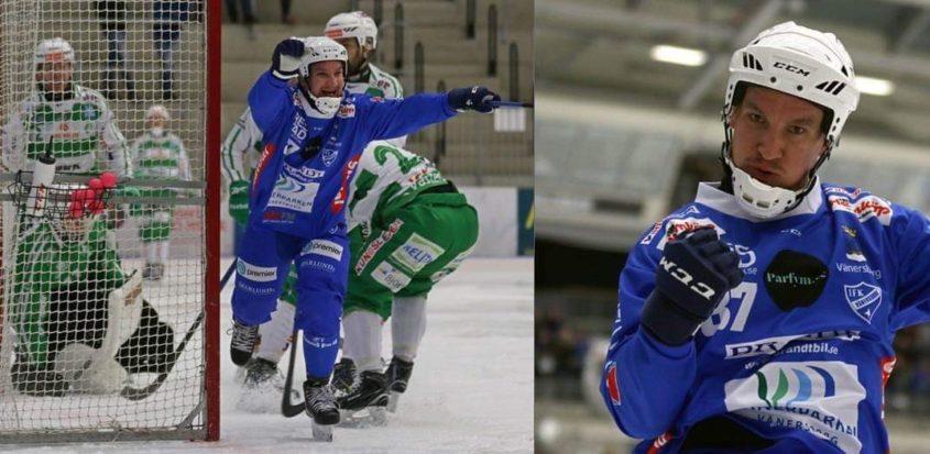 IFK Vänersborg, VSK, Västerås, Mikko Lukkarila