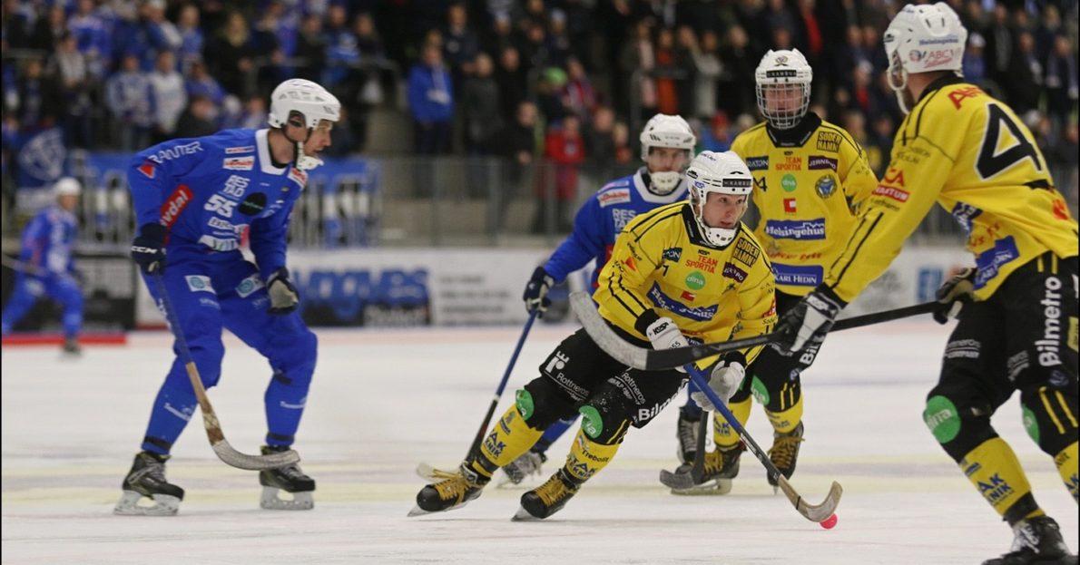 Svante Nyberg, slutspel, bandy, elitserien, allsvenskan