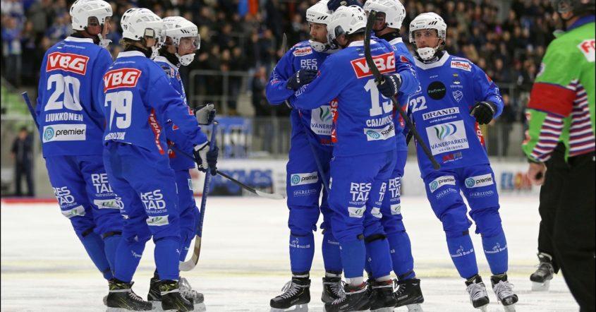 IFK Vänersborg, Vänersborg, åttondelsfinalen, Robin Öhrlund, kvartsfinal