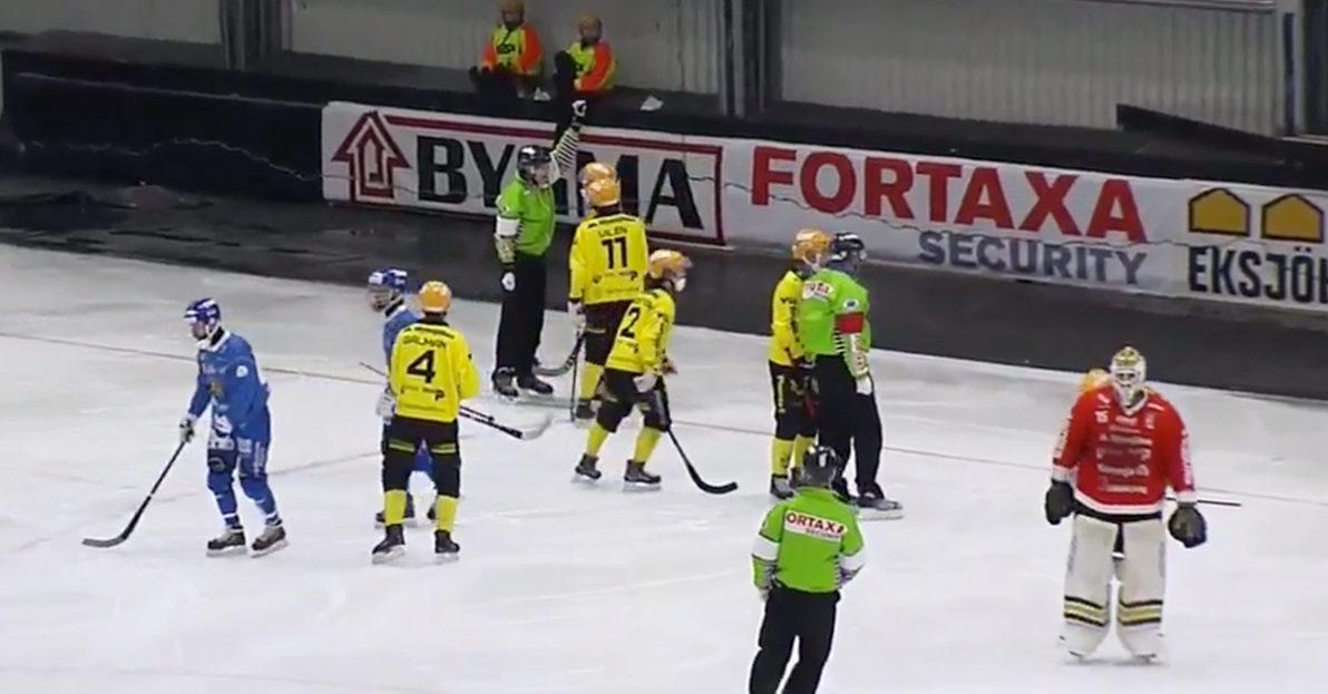 Vetlanda, åttondelsfinalen, Tobias Nyberg