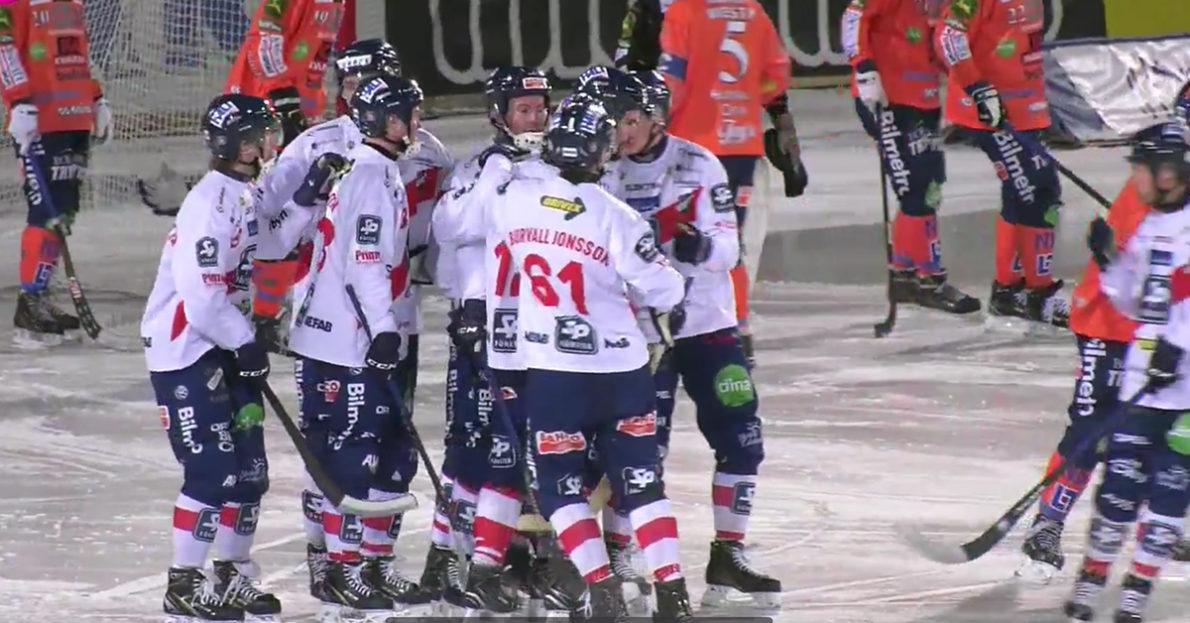 Edsbyn Bollnäs kvartsfinal 2019