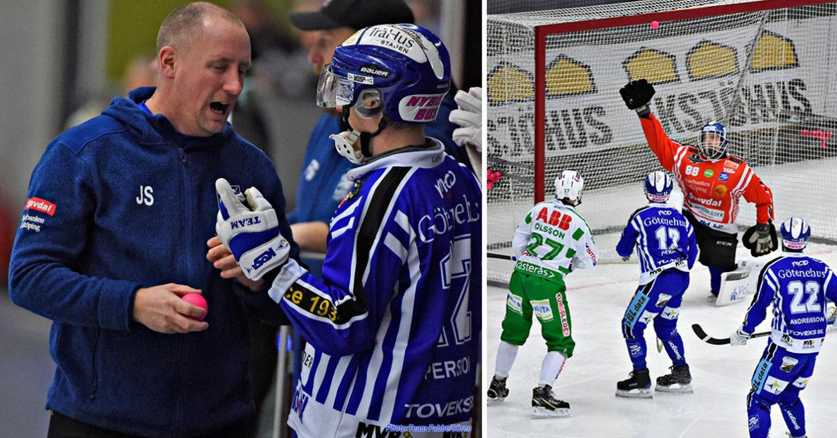 Villa, SM-finalen mot VSK, SM-final, Johan Sixtensson, ta första guldet
