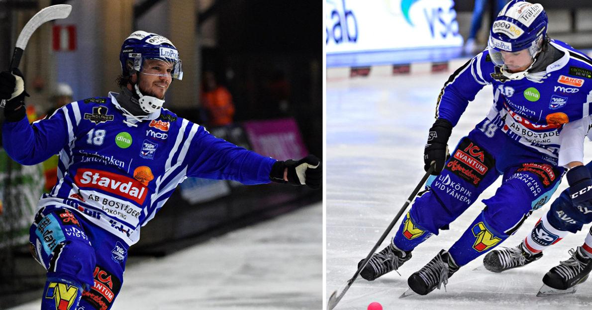 Joakim Andersson, SM-final, Villa,