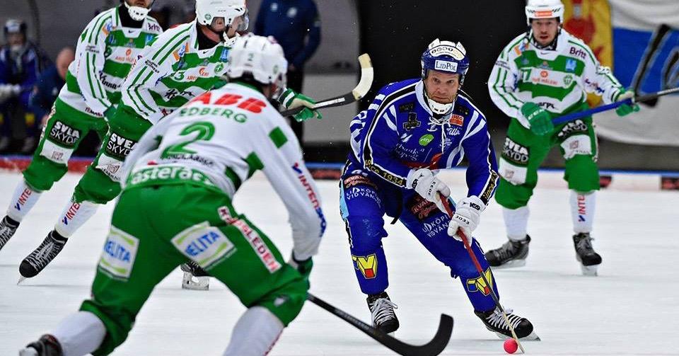 VSK, Villa-Lidköping, Villa, SM-final, SM-finalen