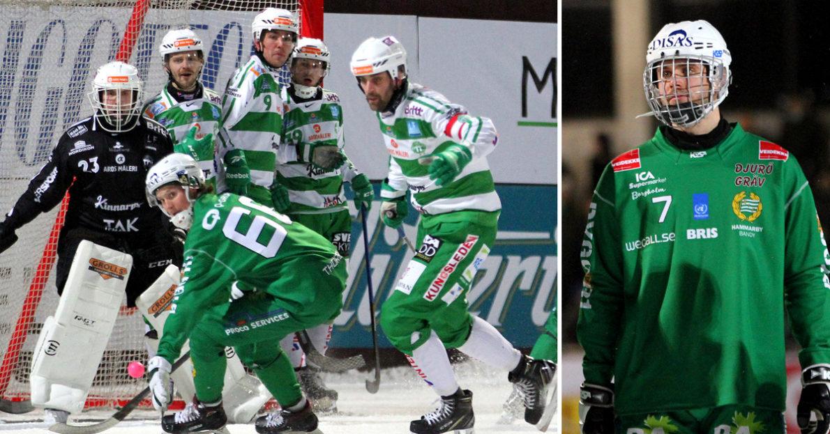Hammarby, VSK, Jesper Jonsson, semifinalen