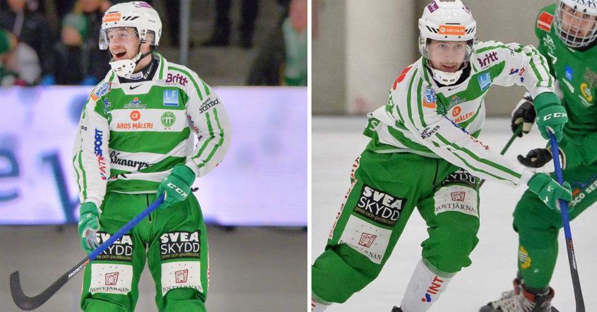 VSK, Västerås, Martin Landström, VSK-anfallaren, SM-final, Villa