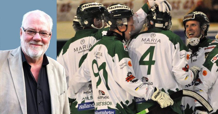 Kjell Anderstedt Frillesås bandy