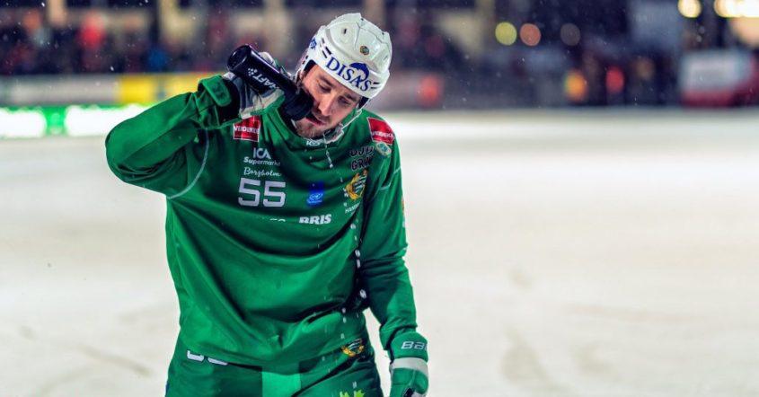 Robert Rimgård Broberg bandy