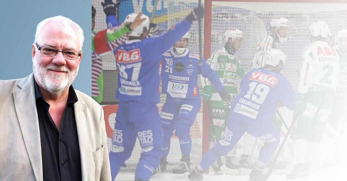 Kjell Anderstedt krönika bandy