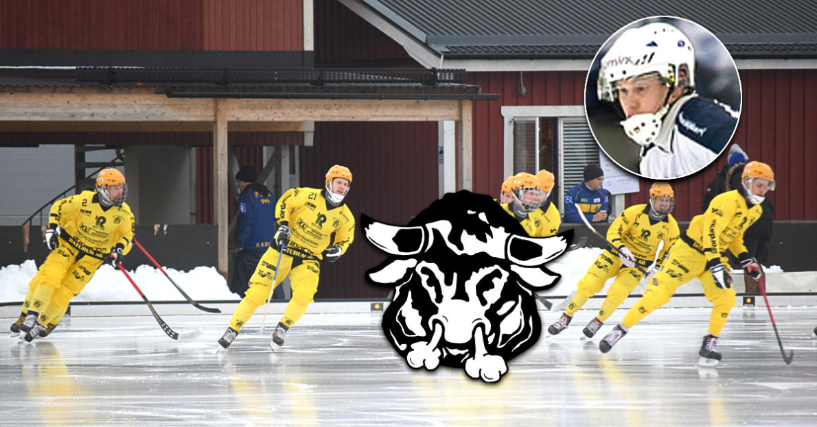 Åby/Tjureda värvar mittfältare från IFK Rättvik