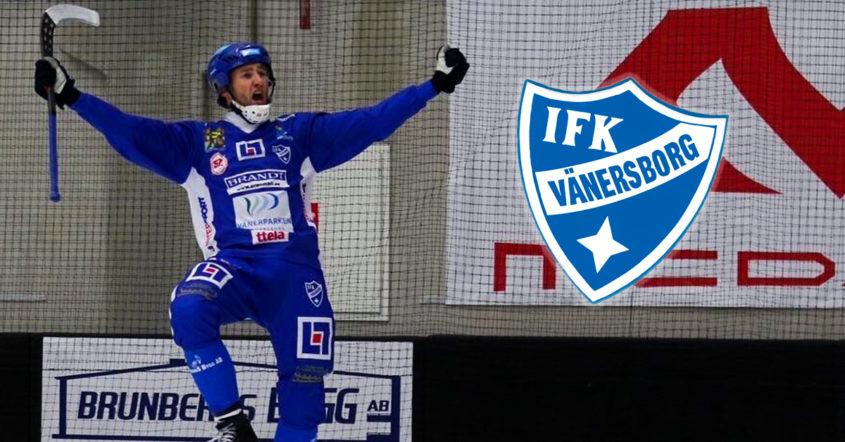 Joakim Hedqvist, IFK, IFK Vänersborg