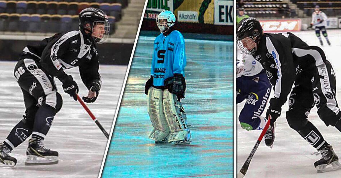 SAIK förlänger med målvakten Jesper Sundving, Lucas Widman samt Edvin Isaksson.