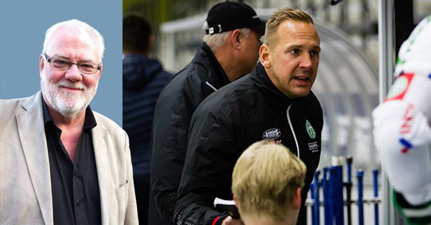 Micke Carlsson, förbundskapten, Svenne Olsson, VM, bandy, Kjell Anderstedt