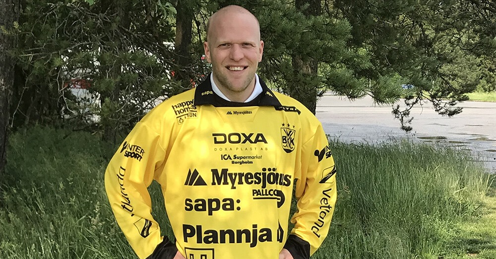 vetlanda bandy patrik johansson