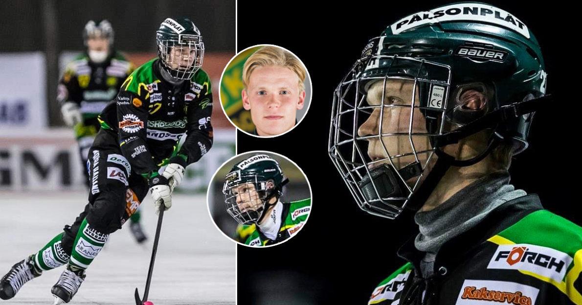 Lukas Norrman, Frillesås