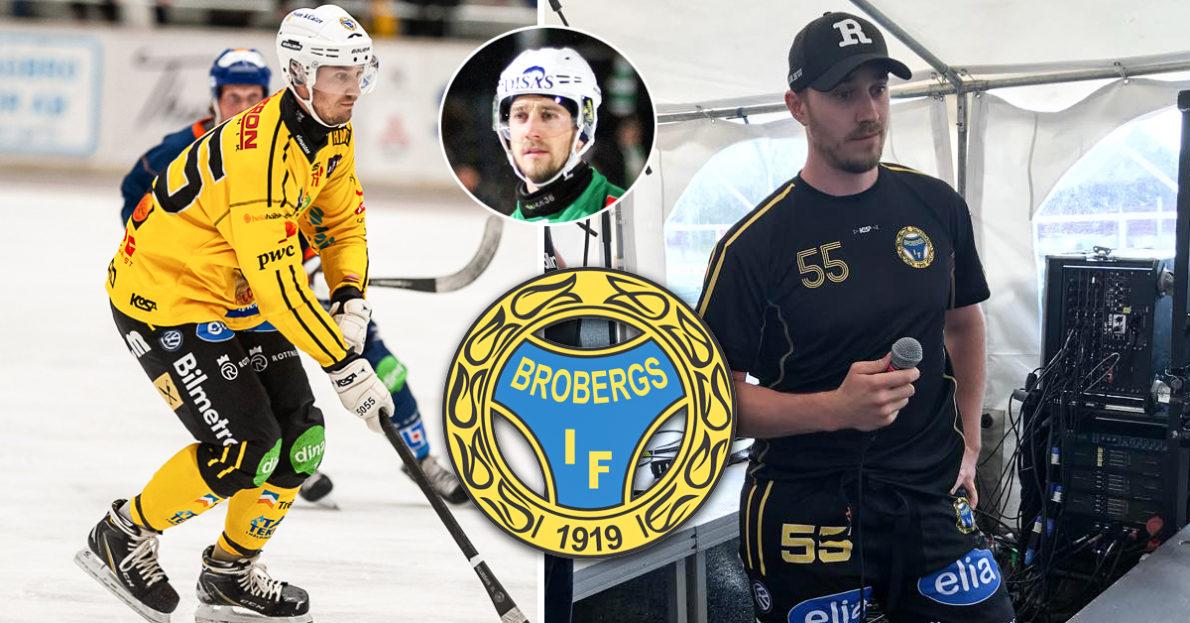 Robert Rimgård, Broberg, nyförvärv