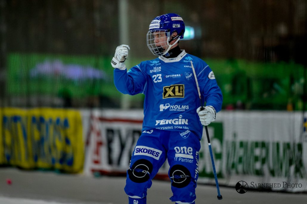 Philip Florén, IFK Motala, skyttekung