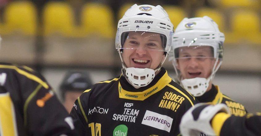 Martin Söderberg bandy, Martin Söderberg broberg