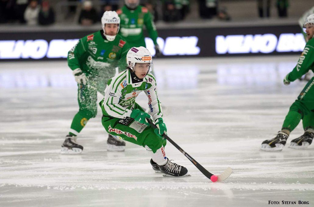 Joel Engström, Engström, VSK