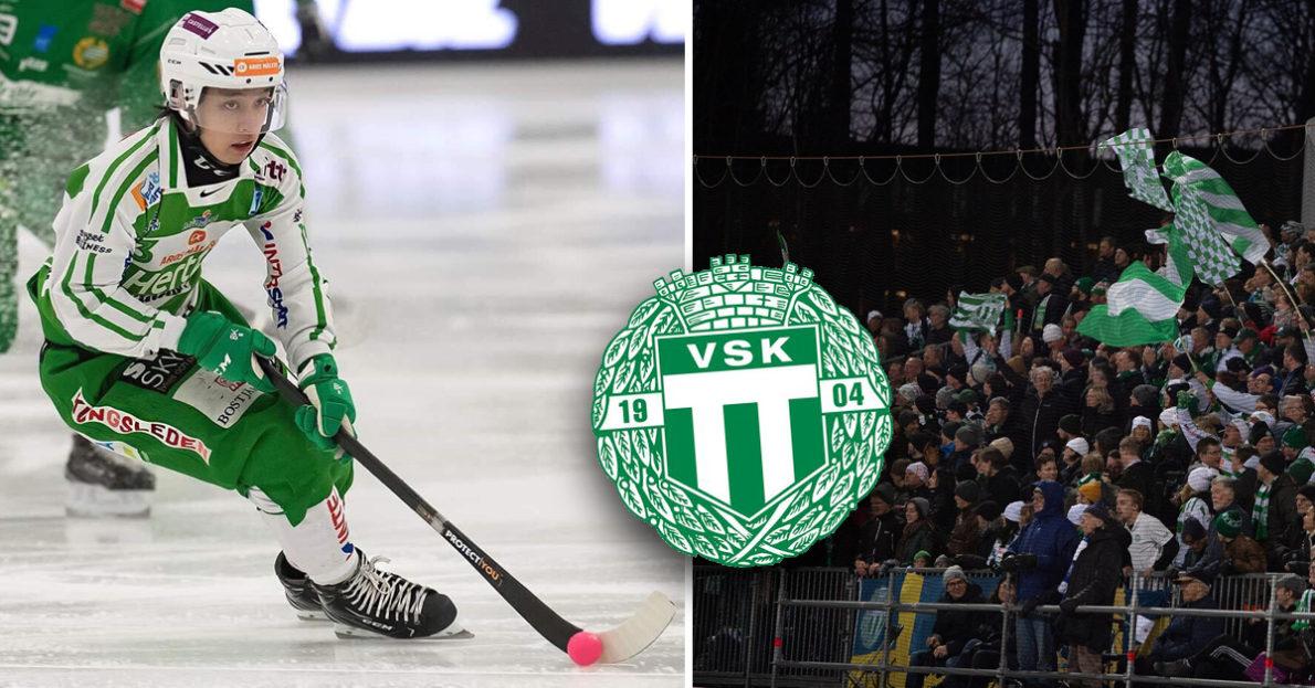 Joel Engström, Engström, VSK, Västerås