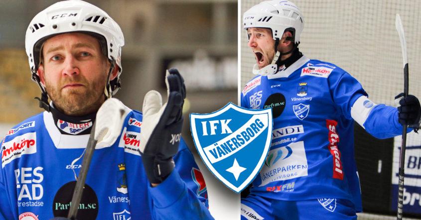 IFK Vänersborg, Vänersborg, IFK, Joakim Hedqvist, Hedqvist, IFK-anfallaren