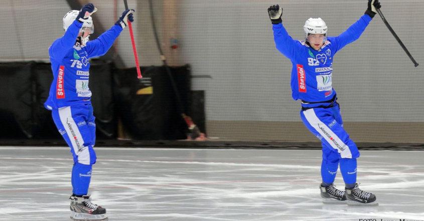 IFK Vänersborg, Robin Öhrlund, Svenska cupen