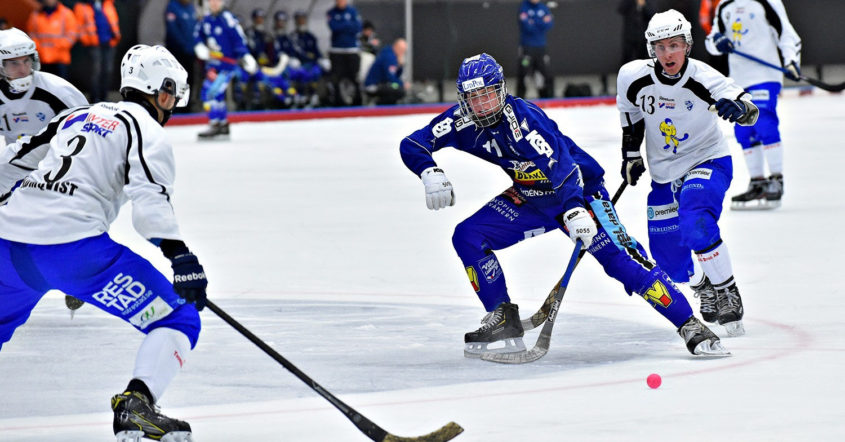 IFK Vänersborg, IFK, Joakim Hedqvist, Villa