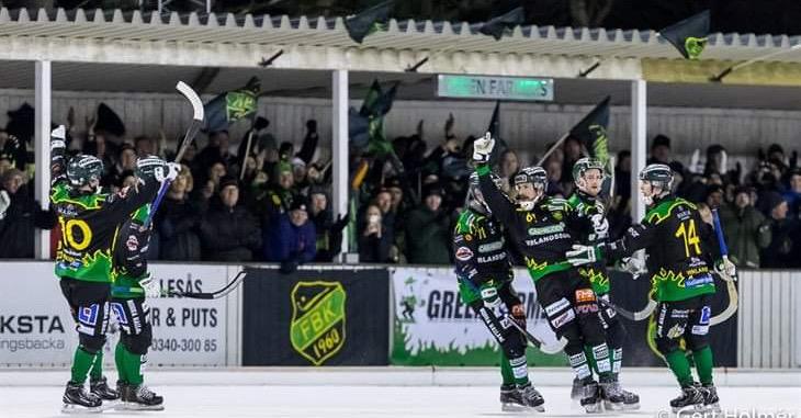 Frillesås vann, Frillesås, Fredrik Brandin, träningsmatchen