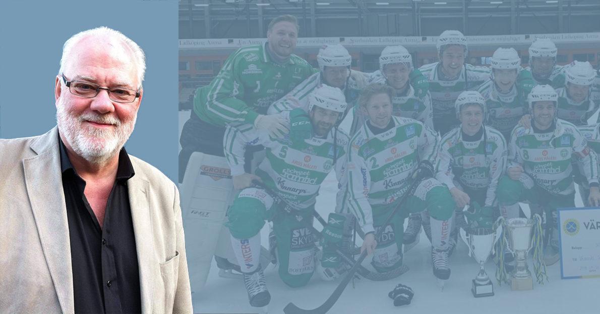 Svenska cupen bandy, Kjell Anderstedt, Lidköping