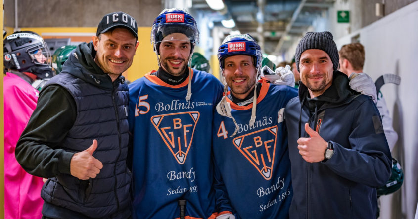 Bollnäs bandy world cup