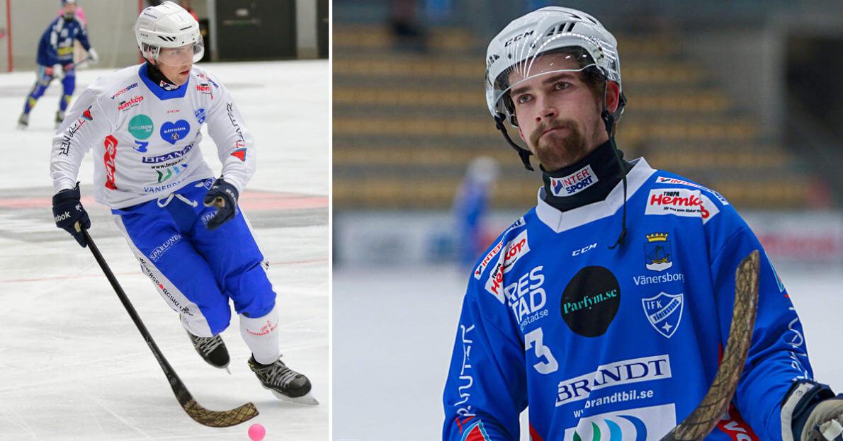IFK Vänersborg Blomqvist, Simon Blomqvist, IFK Vänersborg, skada, brutit ett ben i underarmen