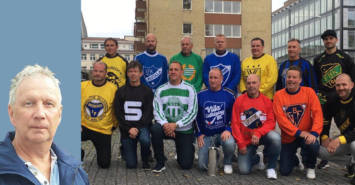 Stefan Wikström, elitserien, bandy, elitserien i bandy