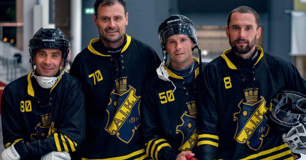 AIK bandy debut elitserien