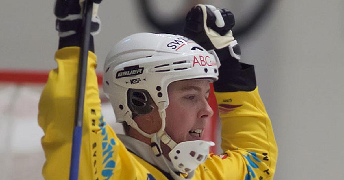 Broberg, Broberg vann mot Åby/Tjureda