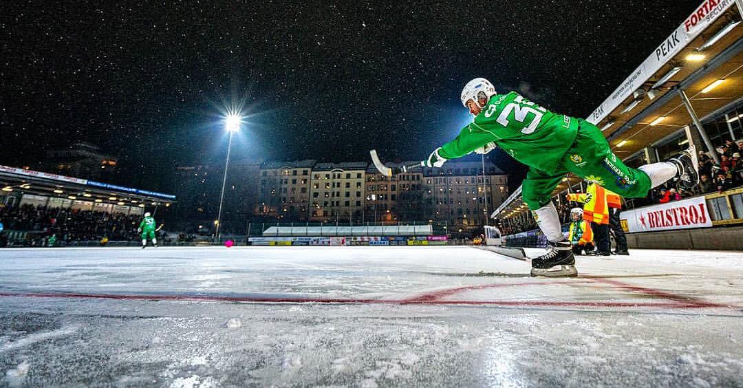 Sportnavigatorn, Bandy, undersökning, Elitserien sjunde populäraste ligan