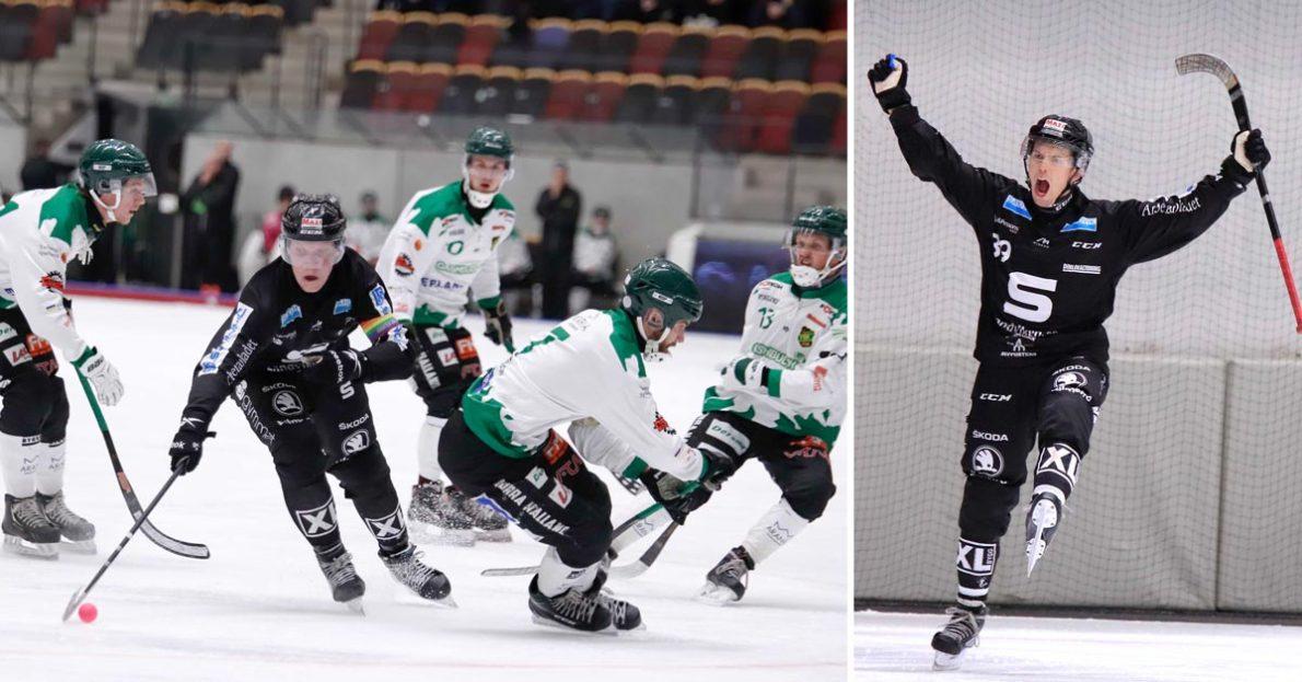 SAIK, Sandviken, SAIK segrade mot Frillesås