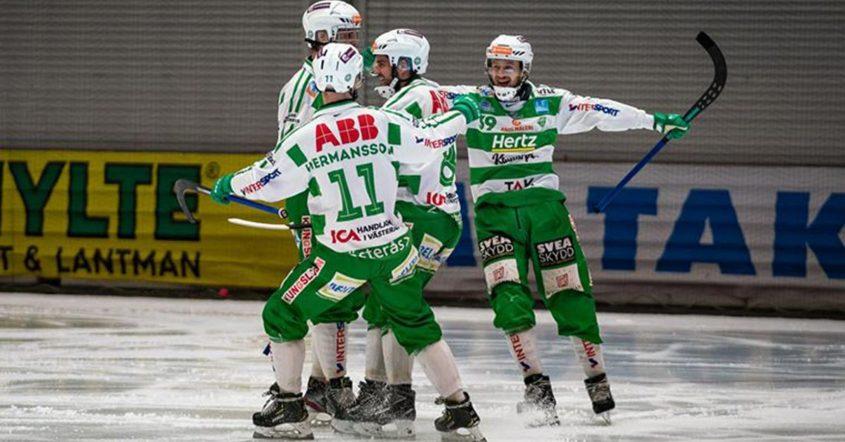 Västerås, VSK, Martin Landström, Hammarby
