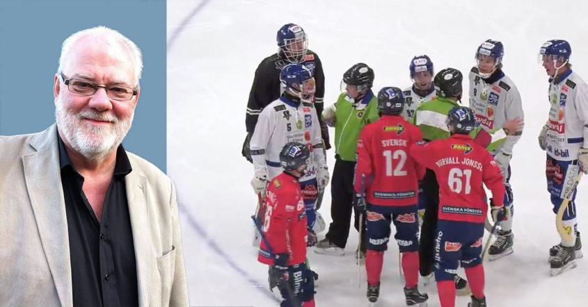 Nya regler bandy, regelförändringar, Svenska bandyförbundet