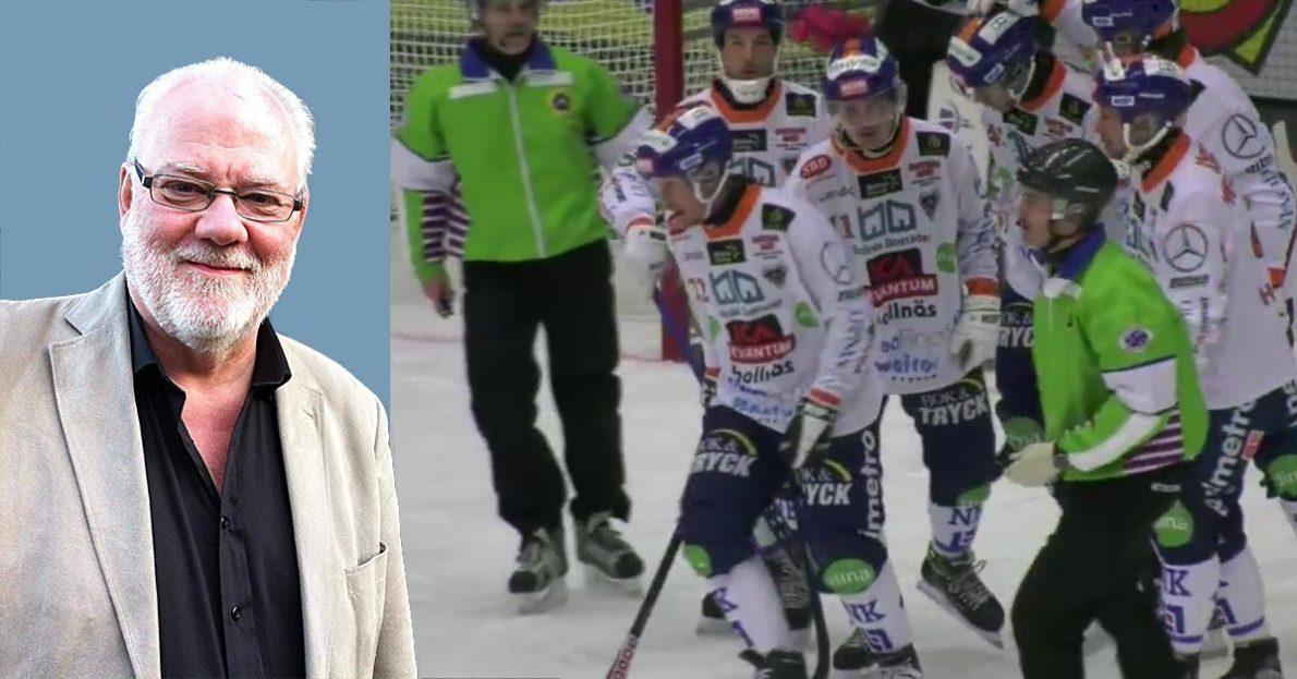 Bollnäs, Åby/Tjureda, Bollnäs har Villanycklarna, Åby/Tjureda har en poäng, skrällar och segrar, nederlagstippade lag, elitserien
