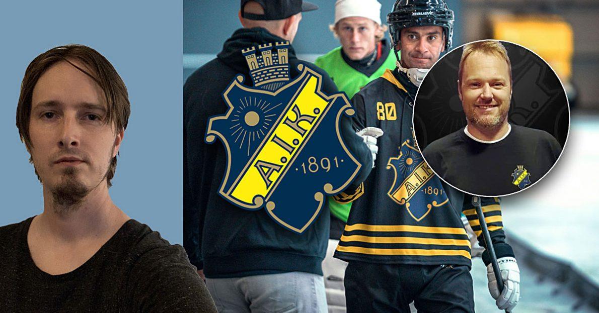 Magnus Muhrén, Muhrén, Muhrén blir en injektion för AIK, AIK Bandy
