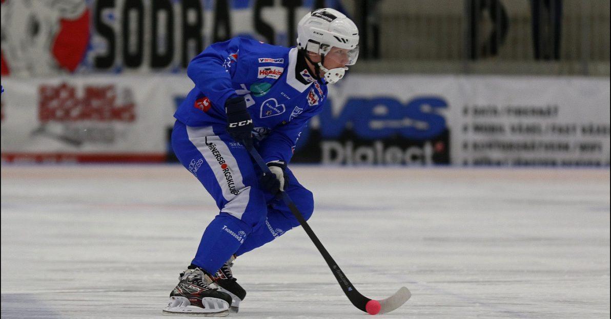 Robin Öhrlund tillbaka, Öhrlund, Robin Öhrlund, IFK Vänersborg, Motala