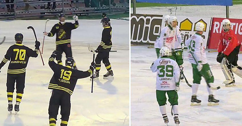 AIK vann derbyt, AIK Hammarby, Nykomlingen AIK, derby, historiska derbyt