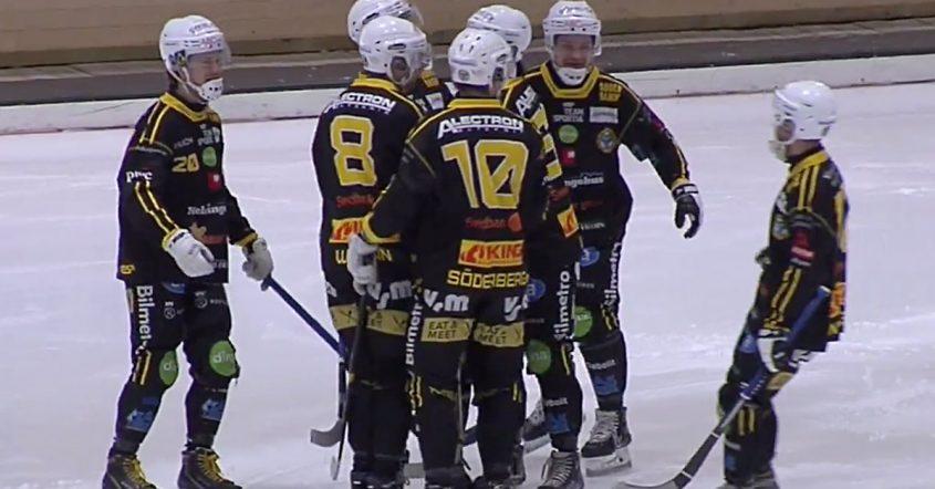 Broberg, Robert Rimgård, Brobergsförsvararen, viktiga poäng, Åby/Tjureda, Broberg besegrade Åby/Tjureda, uddamålseger