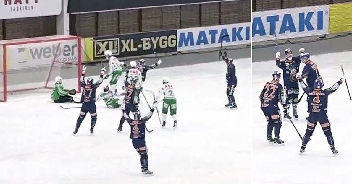 VSK tappade segern, VSK, Västerås, galna slutminuter, kryssade mot Bollnäs, Bollnäs, Jesper Jonsson, VSK-mittfältaren Jesper Jonsson