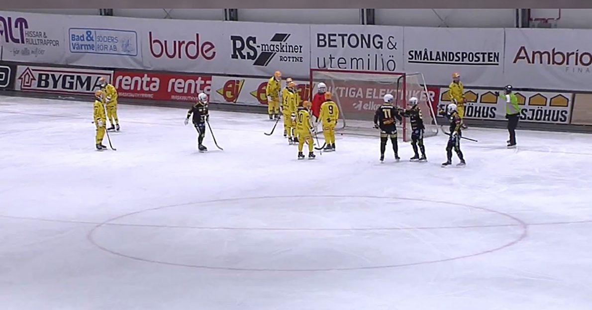 Åby/Tjureda förlorade på nytt, Åby, Åby/Tjureda, Filip Bringe, lagkaptenen, Broberg